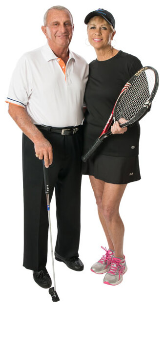 Dick and Karen Capozzi